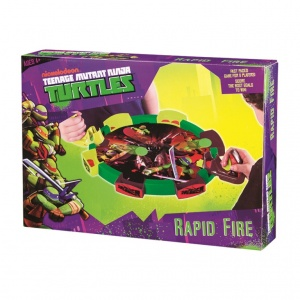 Turtles Rapid Fire Game